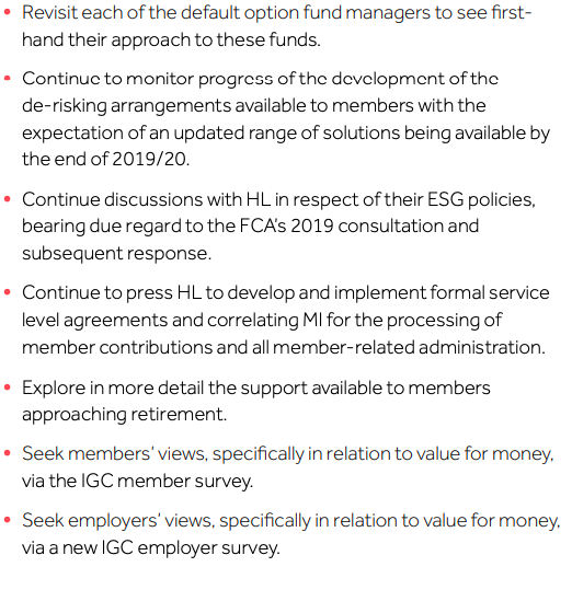 From zero to hero – the Hargreaves Lansdown IGC report | The Vision